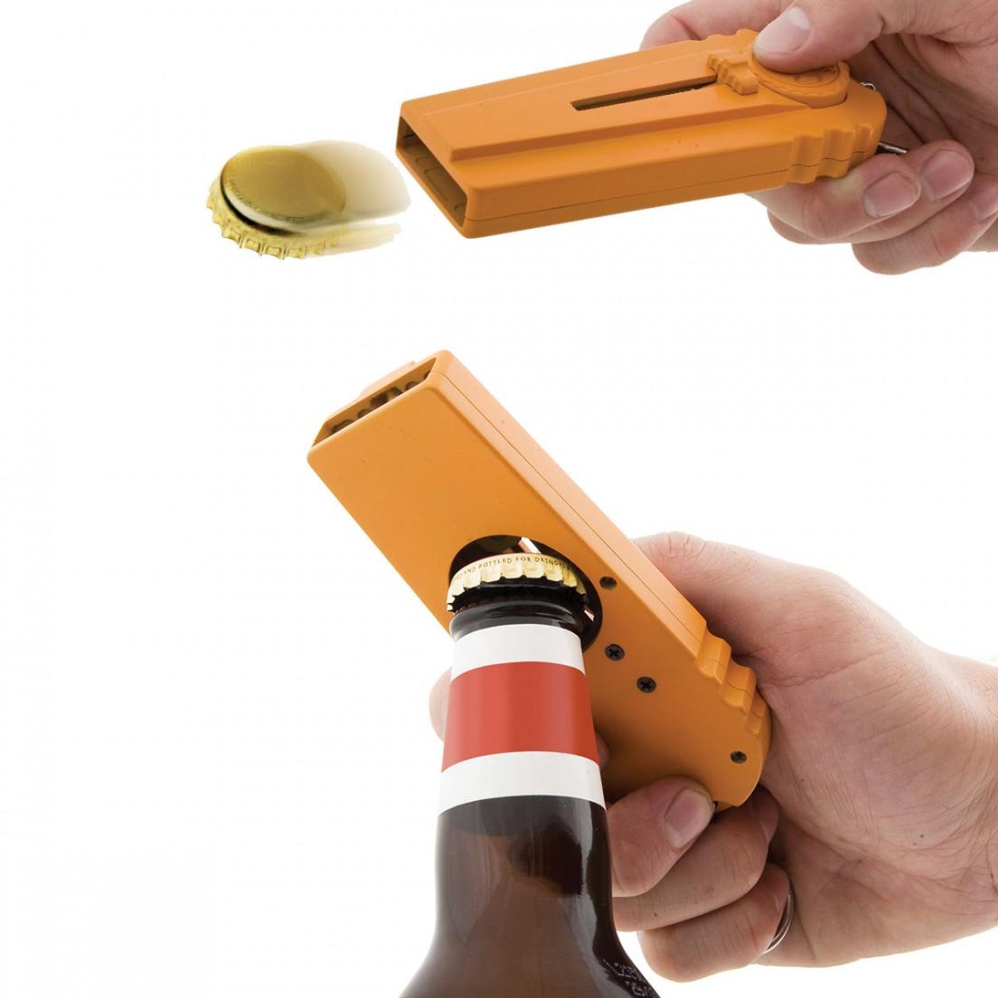 Otwieracz Do Piwa Strzelajacy Kapslami Prezenty Pl