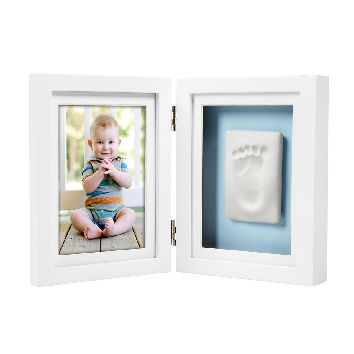 Babyprints - ramka ze zdjęciem i odciskiem dziecka