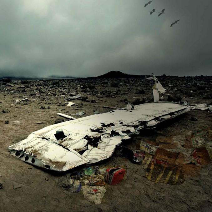 Katastrofa w Przestworzach - Escape Room