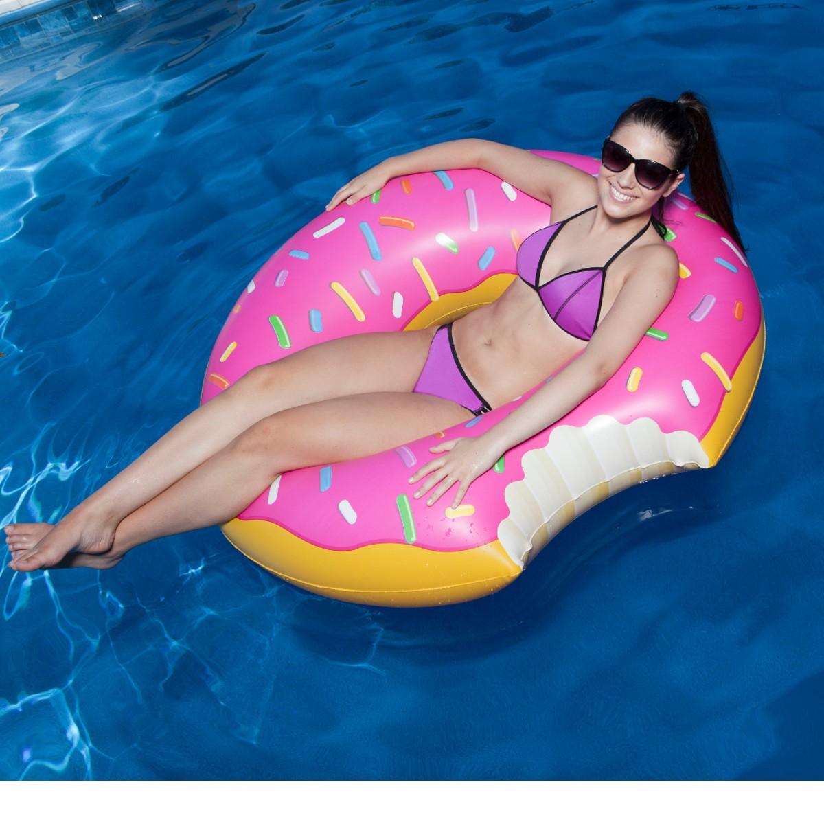 Koło do pływania - Donut