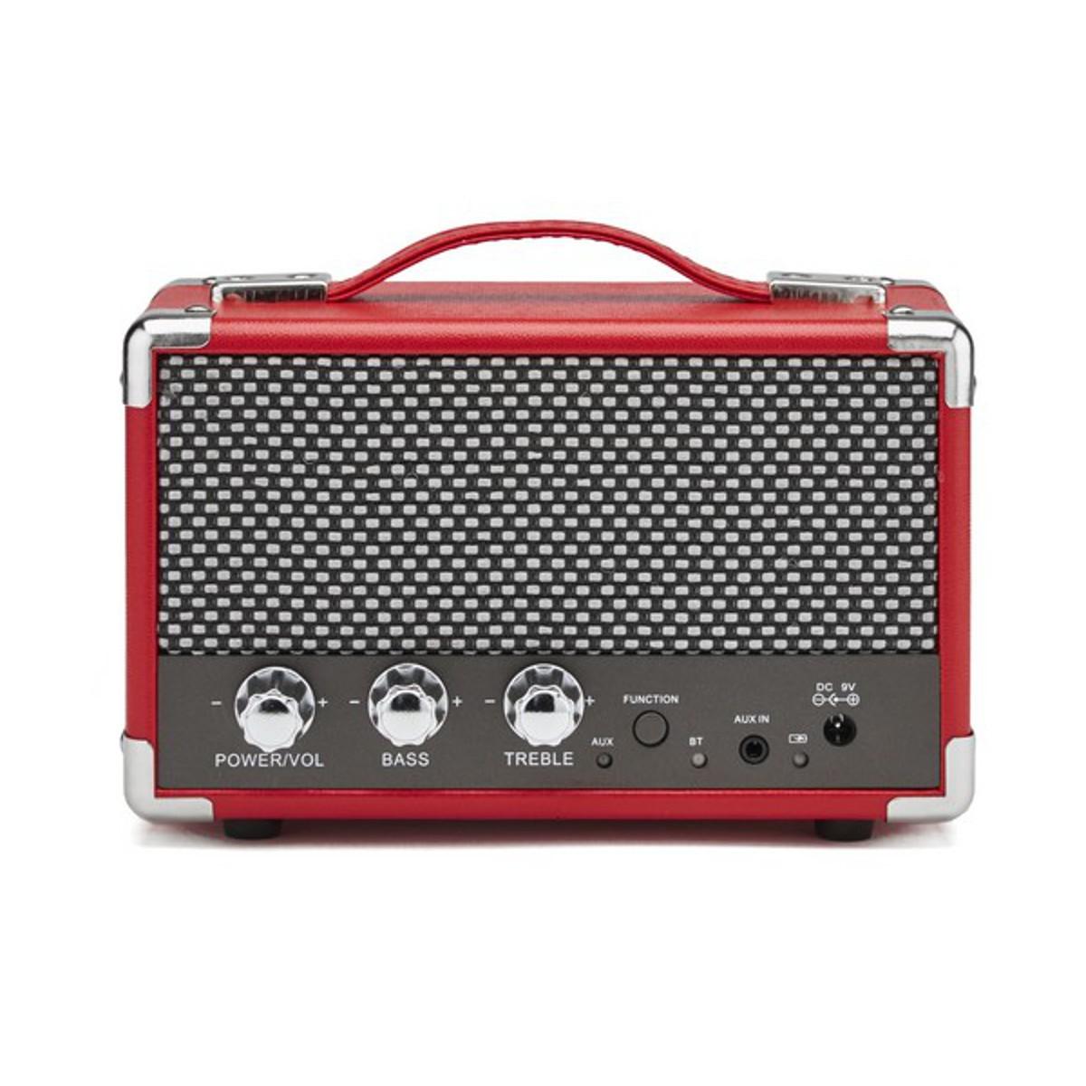 Kompaktowy głośnik Bluetooth GPO