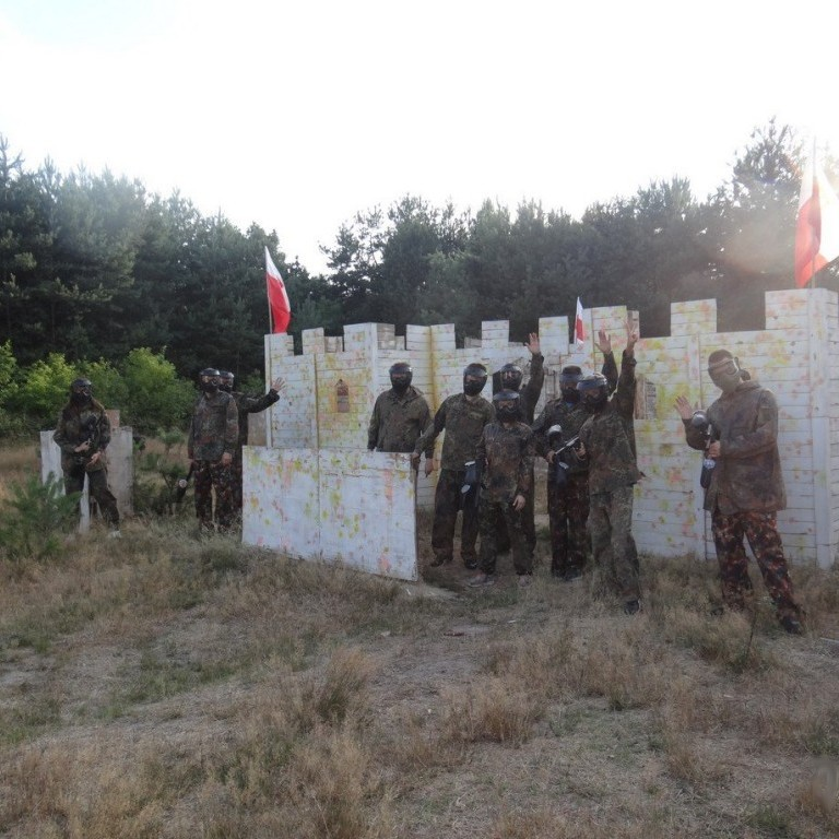Paintball - Mielec