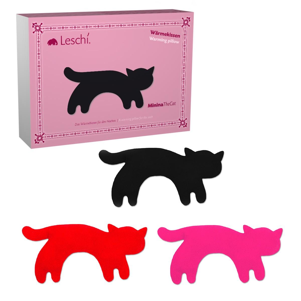 Poduszka rzogrzewająca dla dzieci - kotek