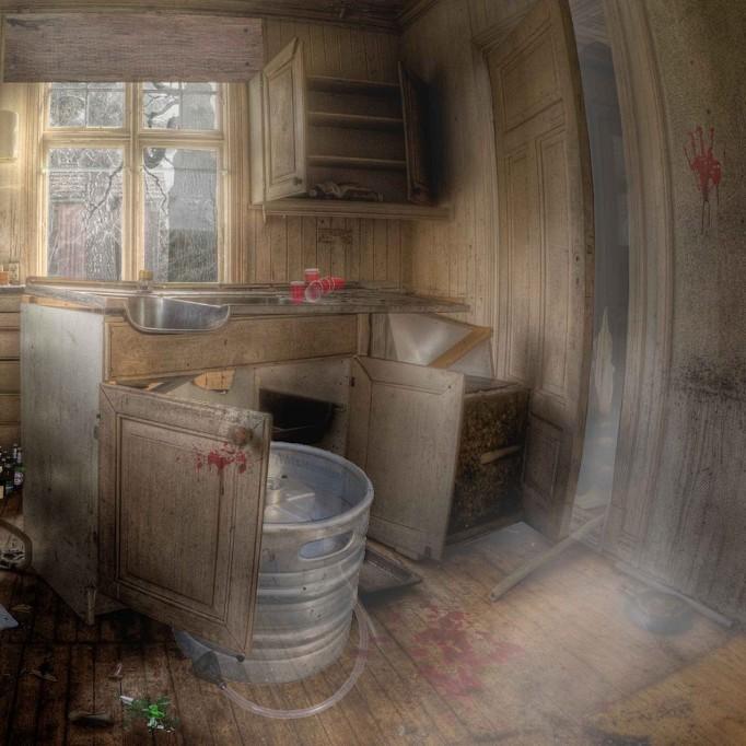 Śmierć w Bractwie - Escape Room