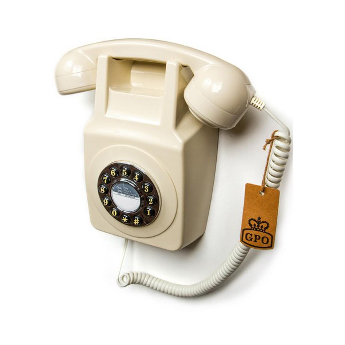 Wiszący aparat telefoniczny