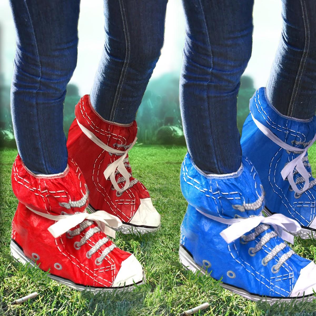 Wodoodporne nakładki na buty