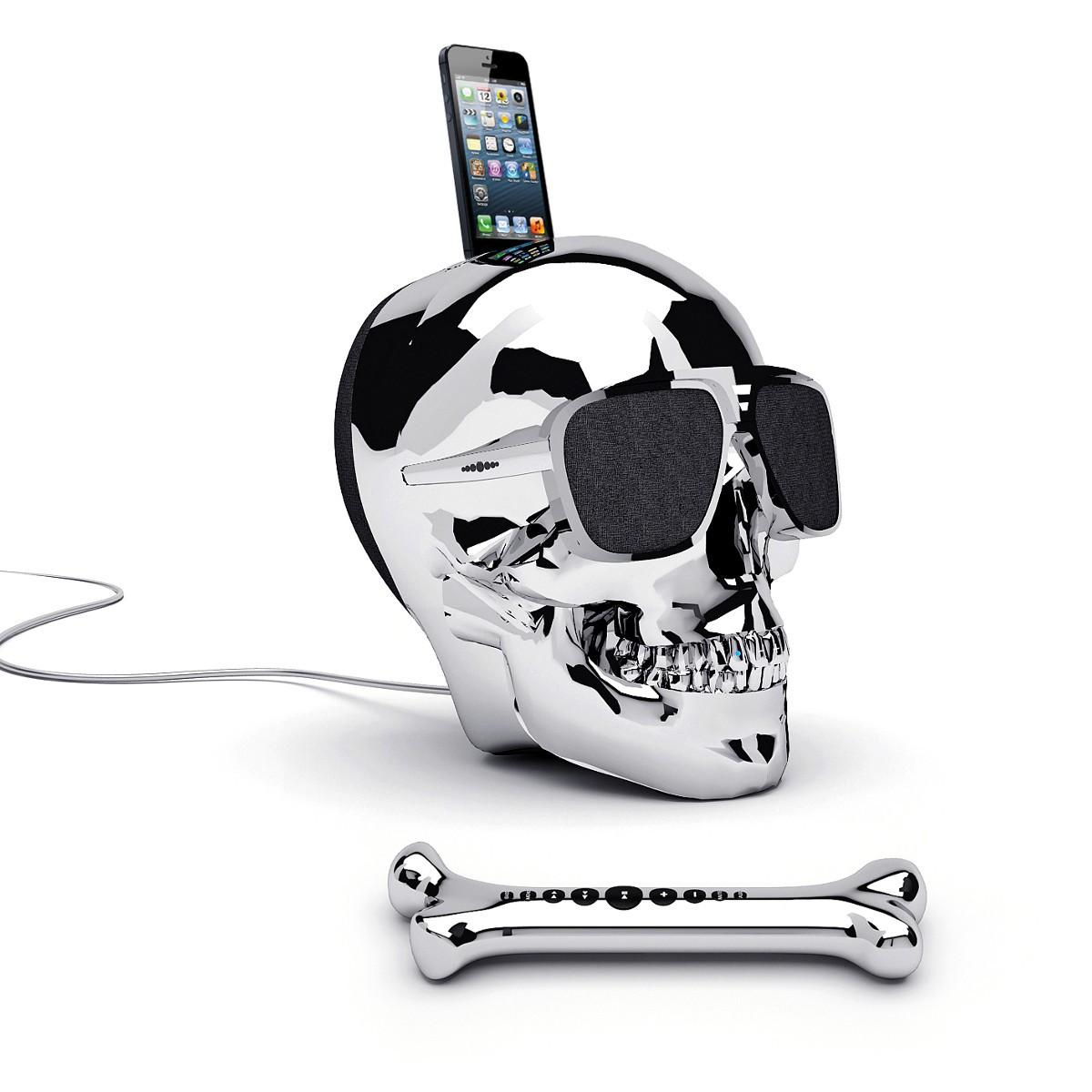 Aero Skull HD- Czaszka głośnik!