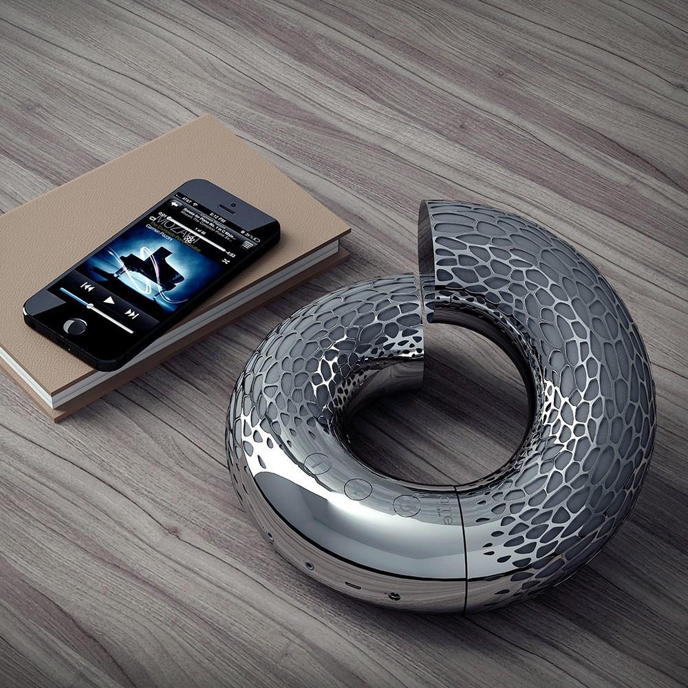 Aero Twist- elegancki głośnik bluetooth