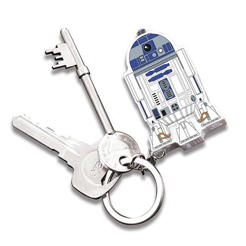 Breloczek do kluczy Star Wars R2-D2