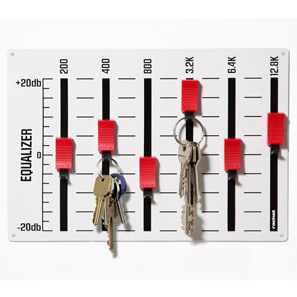 Deska na klucze - mikser dźwięku