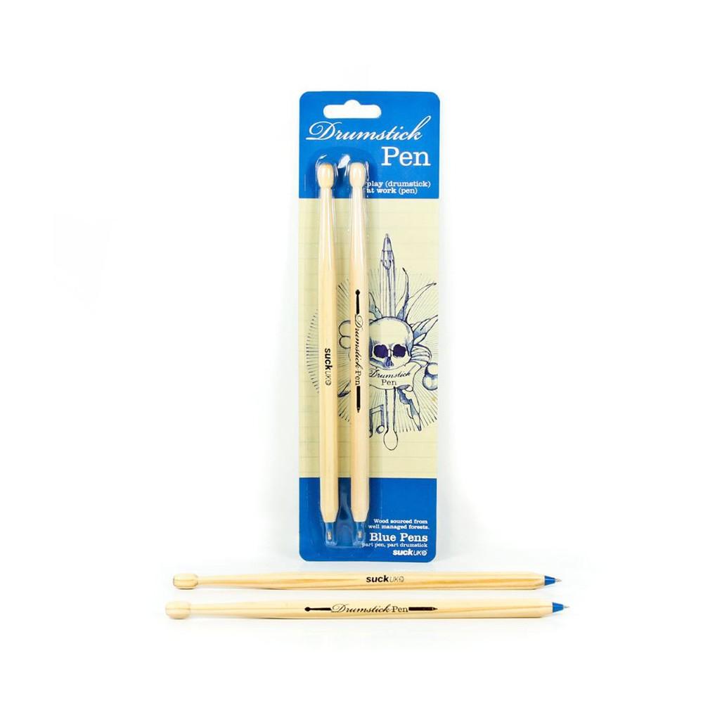 Długopisy i pałki perkusyjne 2w1