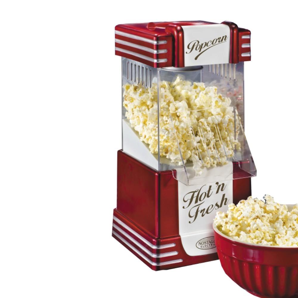 Domowa maszyna do popcornu