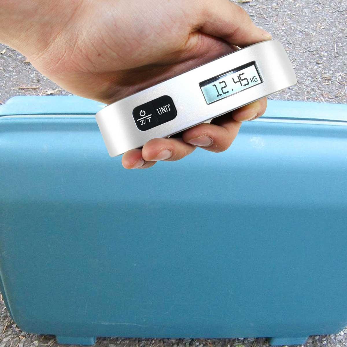 Elektroniczna waga do bagażu