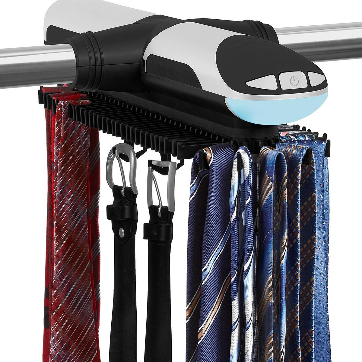 Elektryczny wieszak na krawaty i paski