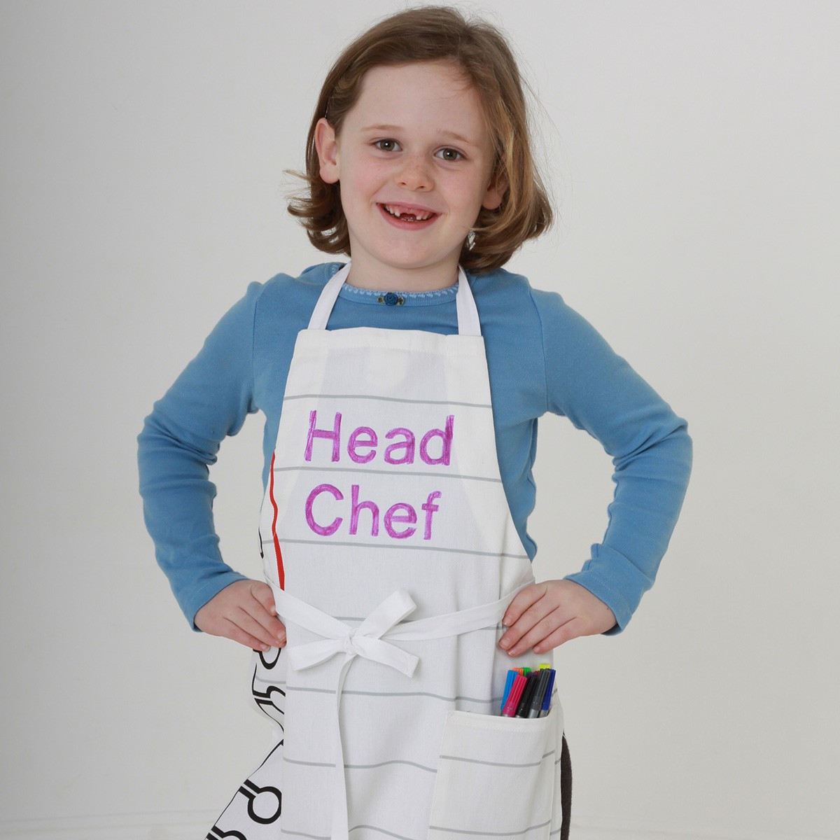 Fartuch kuchenny dla dzieci