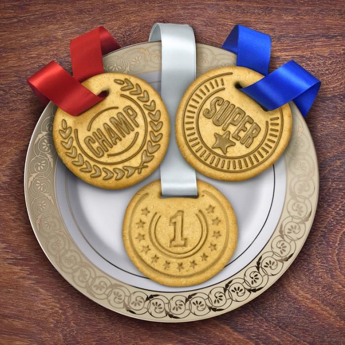 Foremki do ciastek - Medale