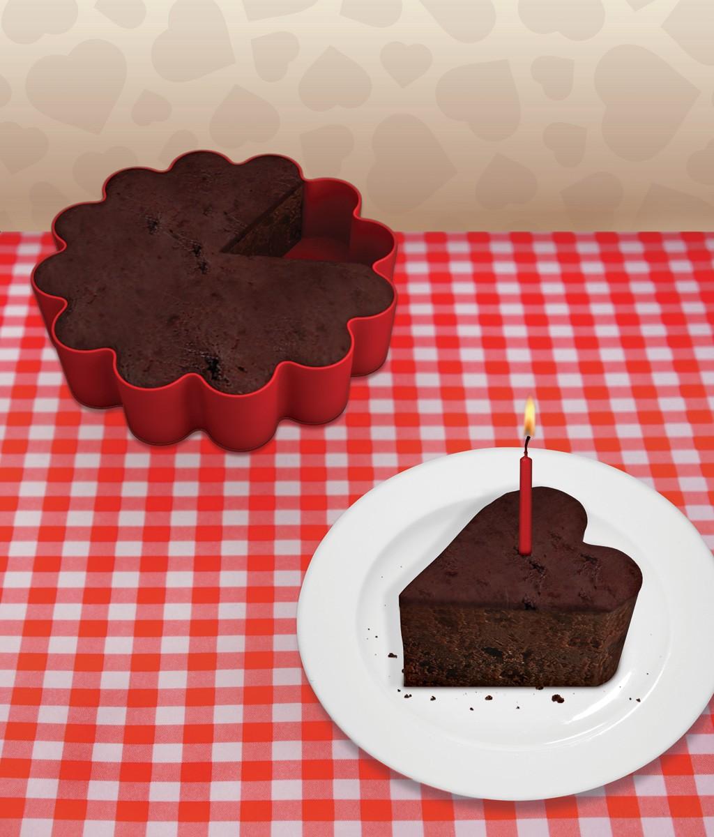 """Forma do pieczenia- """"Kocham ciasta!"""""""
