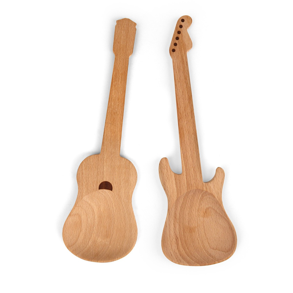 Gitary - zastaw do sałatek