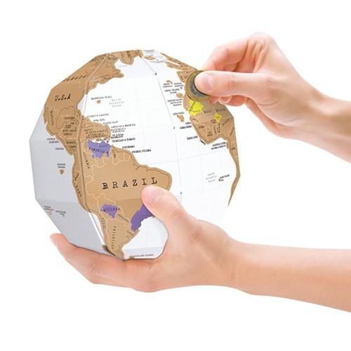Globus zdrapka