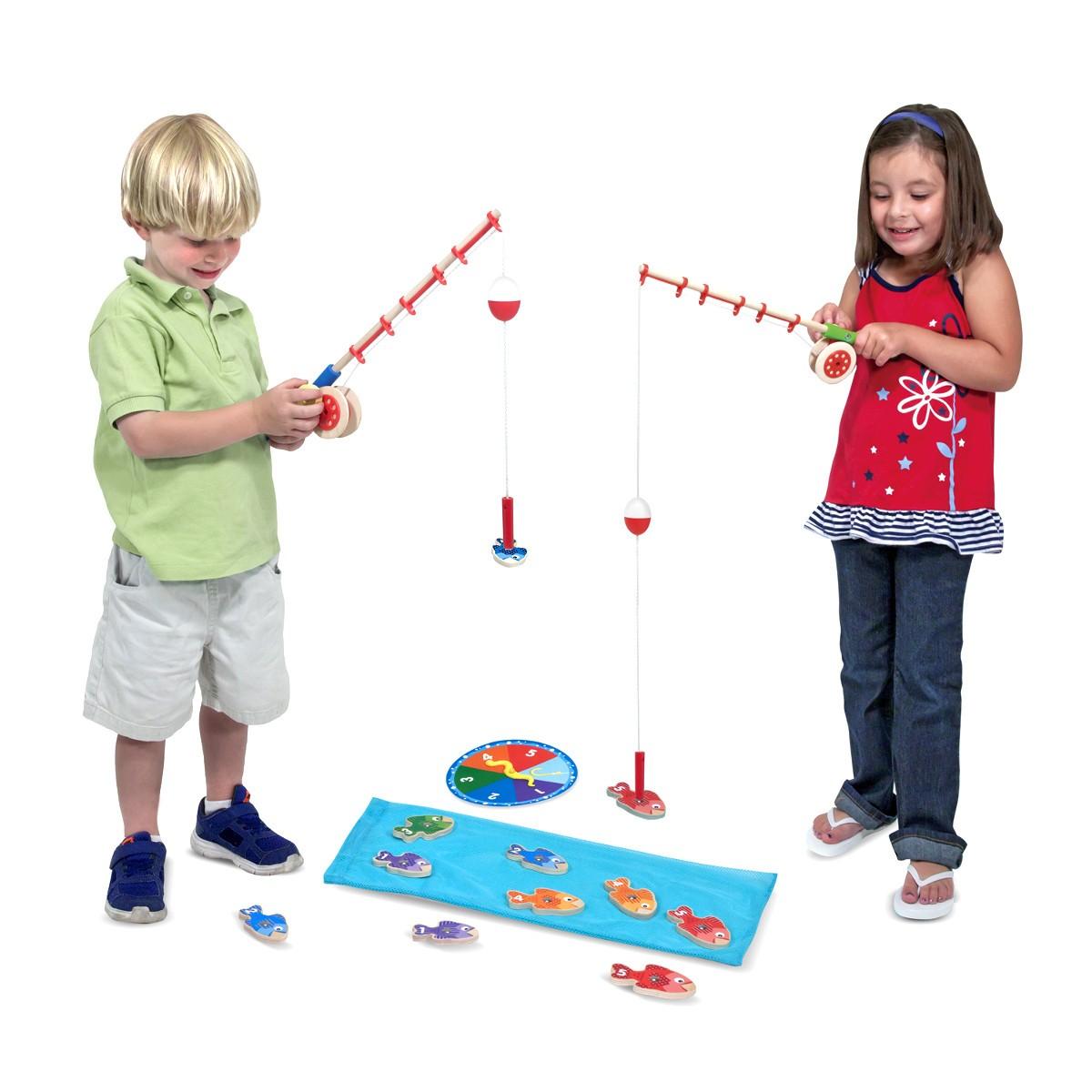 """Gra dla dzieci - """"Wielki połów ryb"""""""