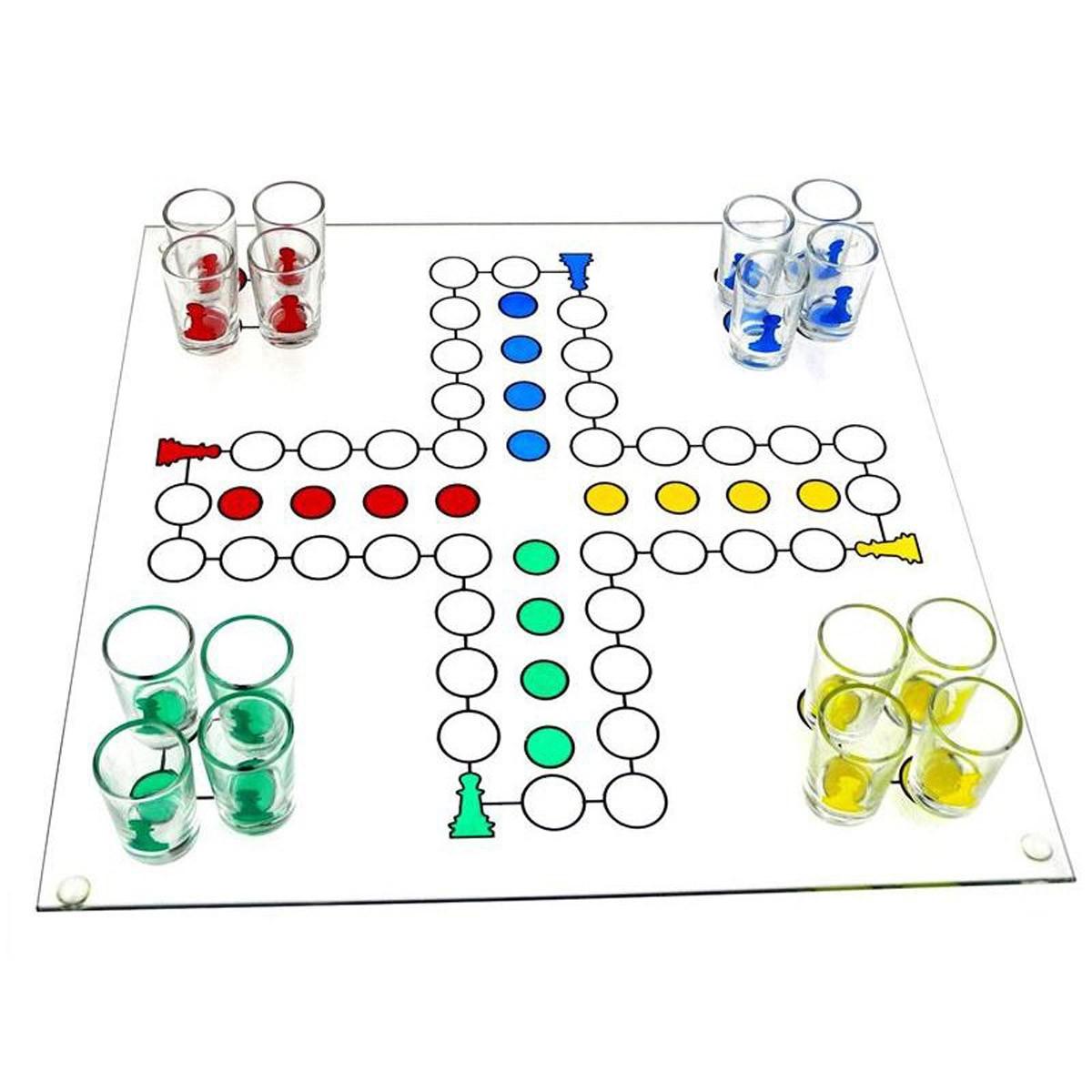 Imprezowy chińczyk- gra planszowa dla dorosłych