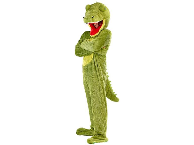 Imprezowy kostium - Krokodyl