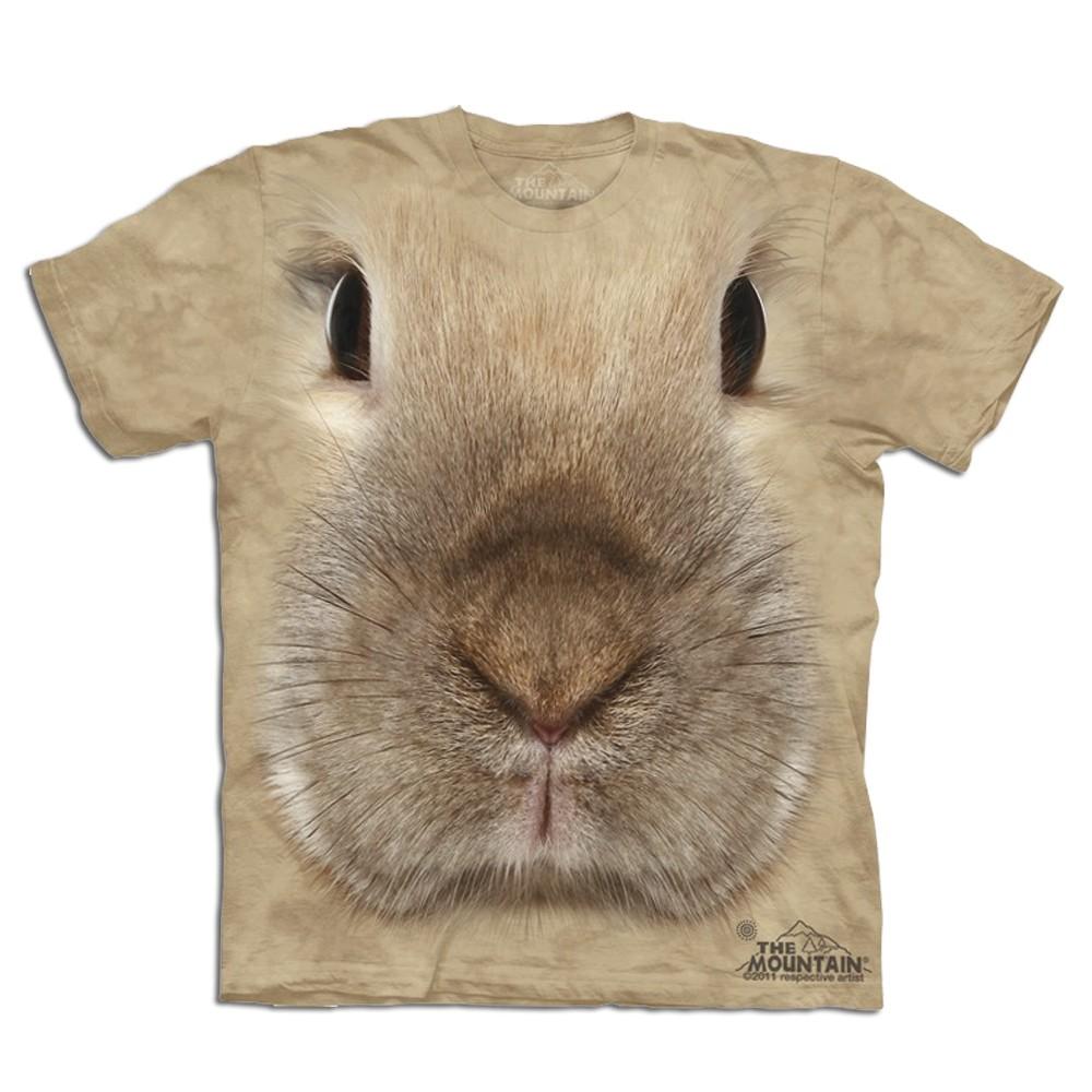 T-shirt z nadrukiem zwierzaka w 3D!