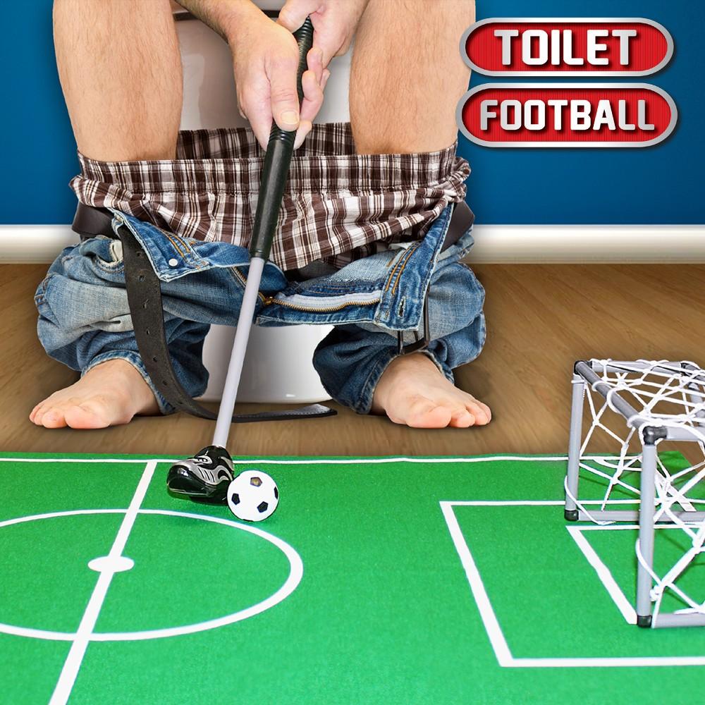 Łazienkowy zestaw do gry w piłkę nożną