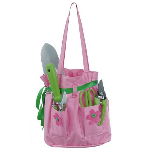 Little Garden: torba i narzędzia ogrodowe