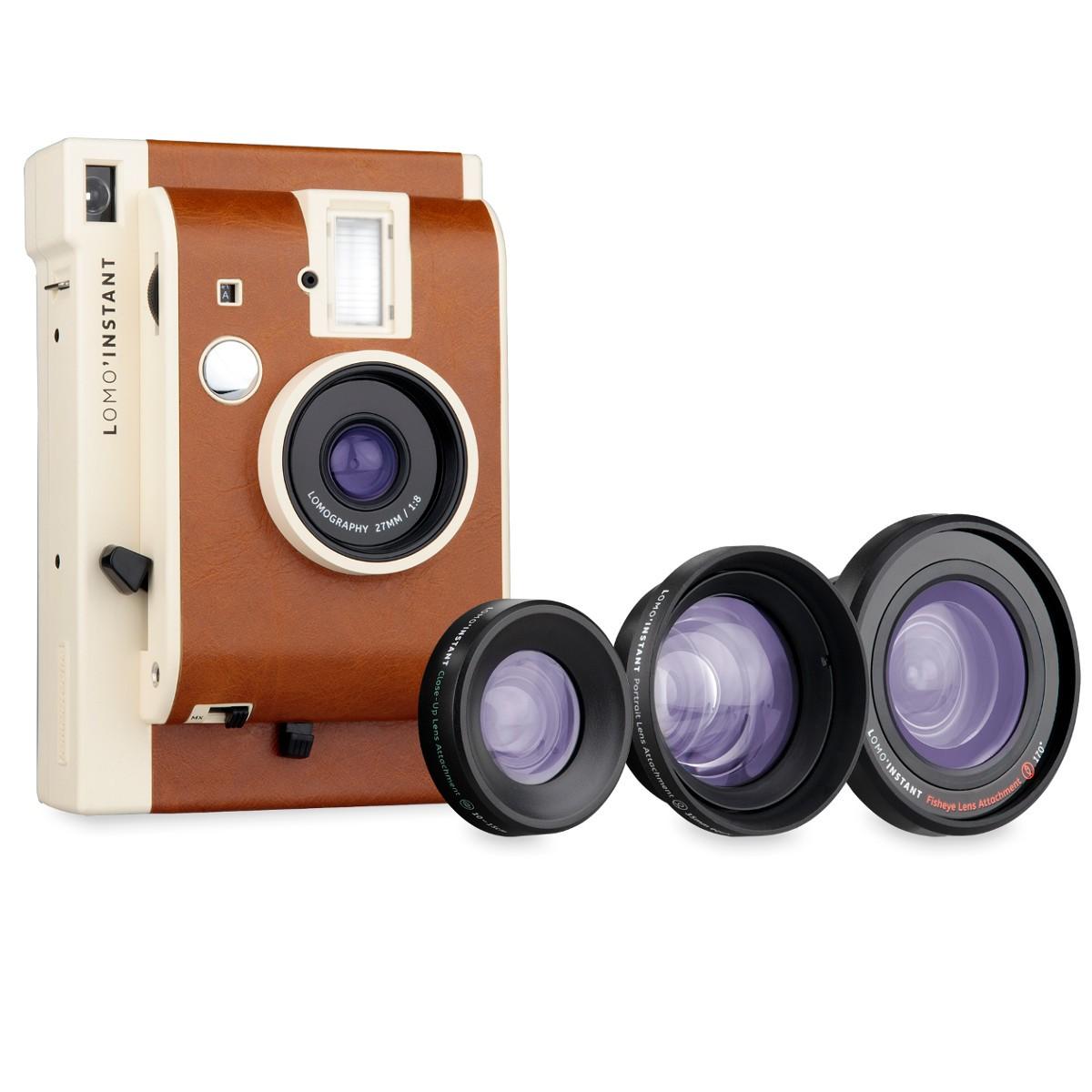 Lomo'Instant - aparat błyskawiczny z