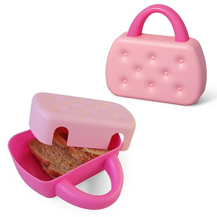 Lunch Box w kształcie torebki