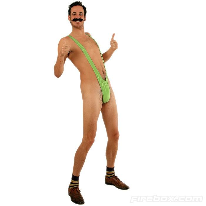 Mankini Borata – strój kąpielowy dla mężczyzn