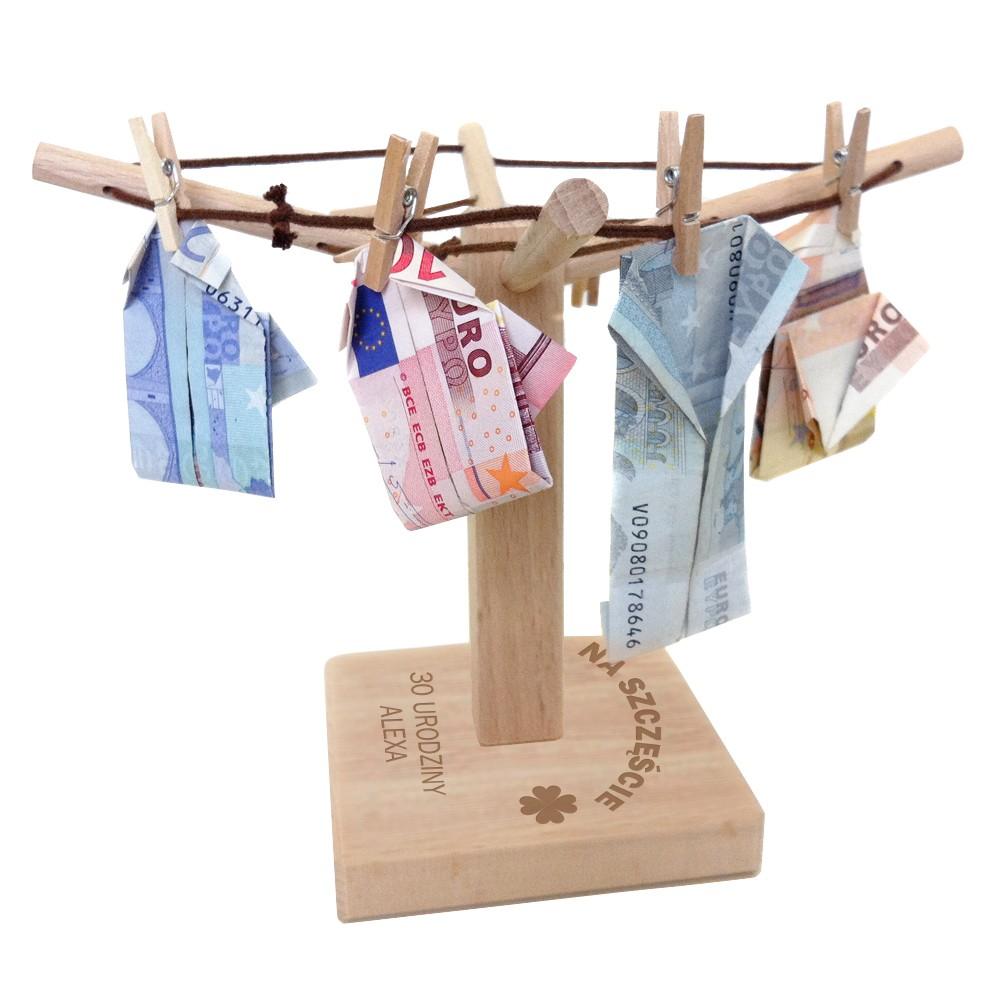 Mini stojak na zdjęcia lub pieniądze