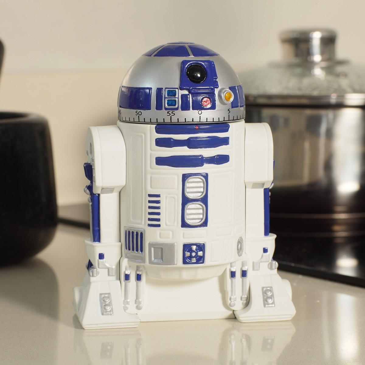 Minutnik kuchenny Star Wars R2-D2