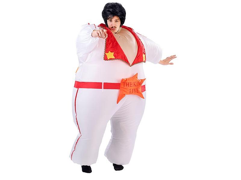 Nadmuchiwany kostium Elvisa