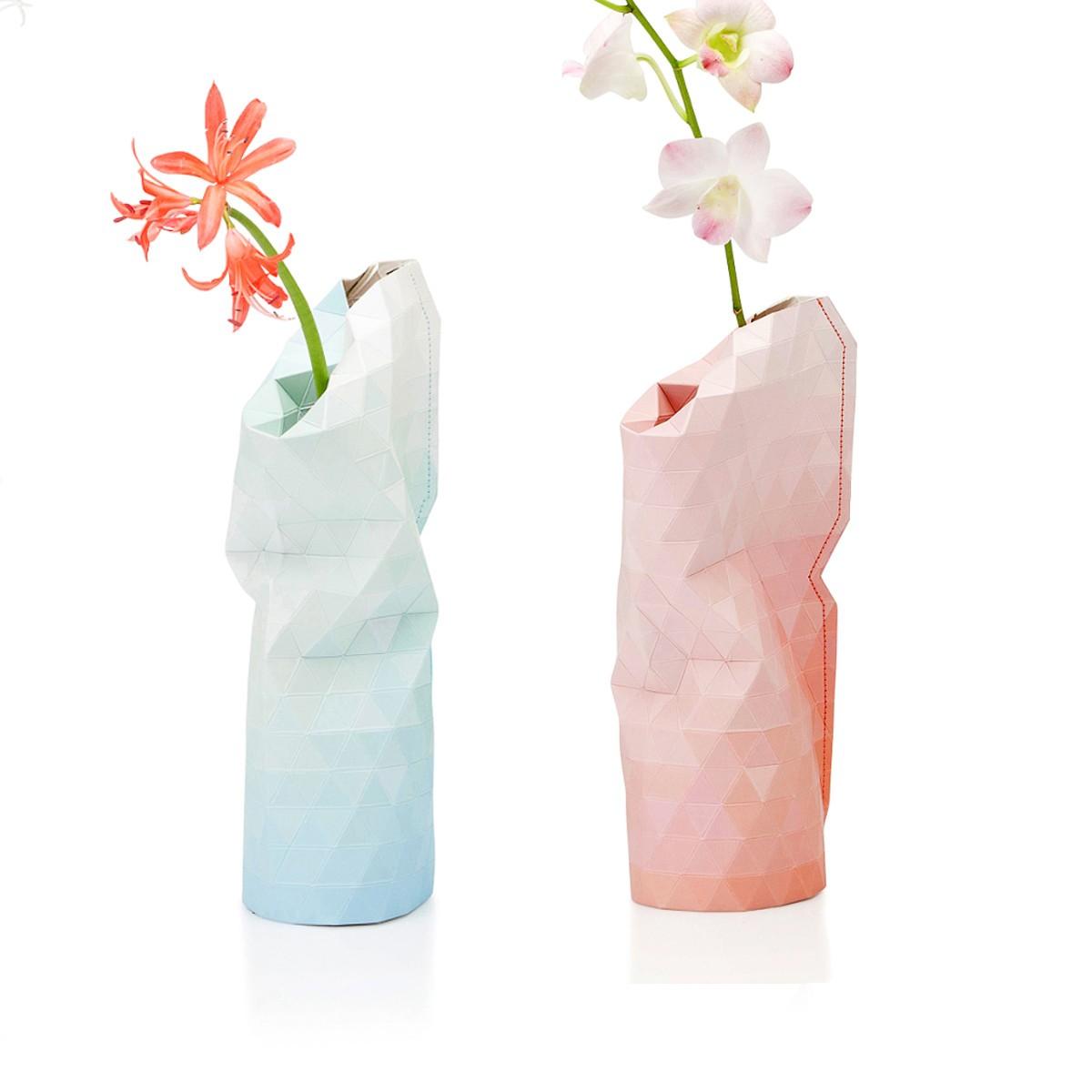 Papierowy wazon - Mały