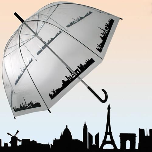 "Parasol ""Skyline Paris"""