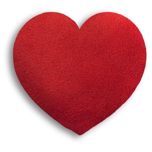Poduszka rozgrzewająca w kształcie serca