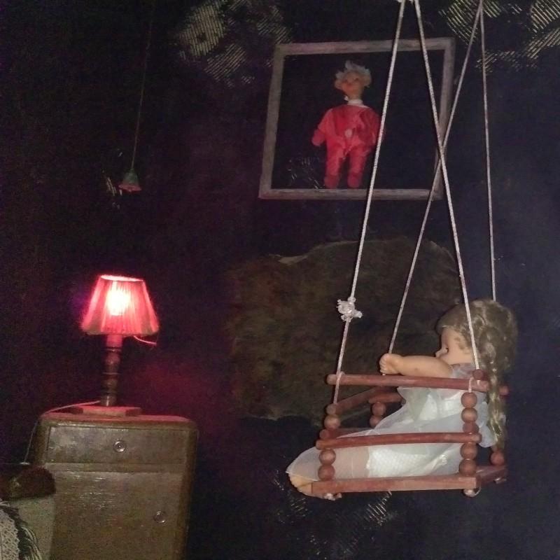 Pokój Dziewczynyki - Escape Room