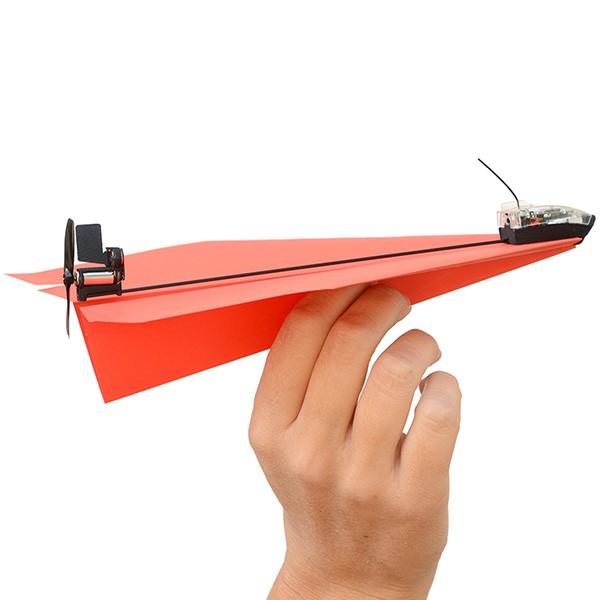 Power Up 3.0 – papierowy samolot kompatybilny ze smartfonem