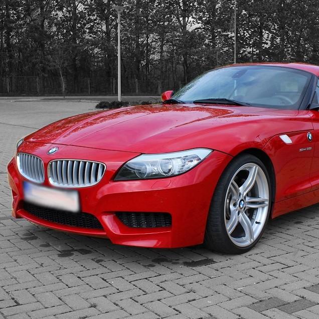 BMW Z4 - Tor Bednary