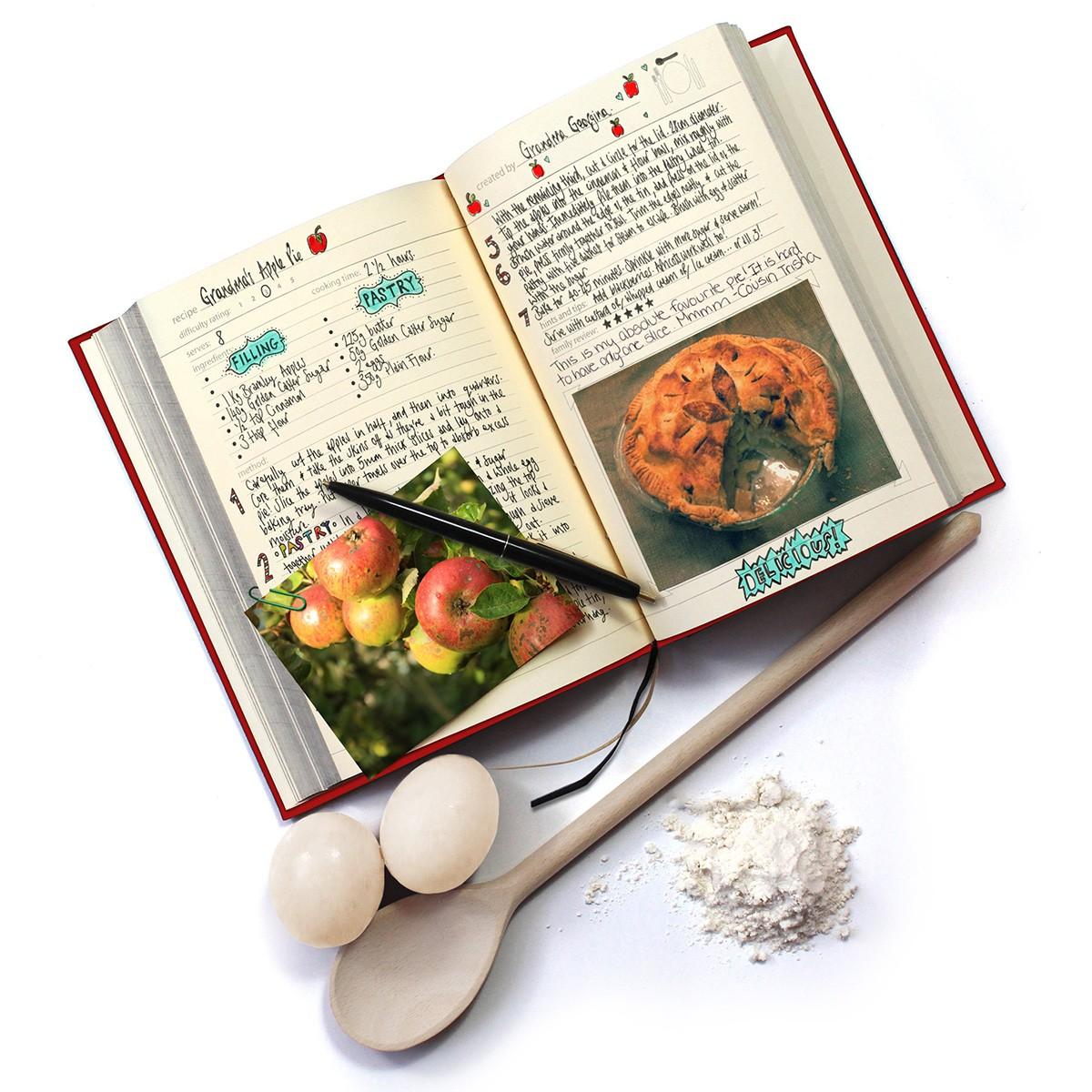 Rodzinna książka kucharska