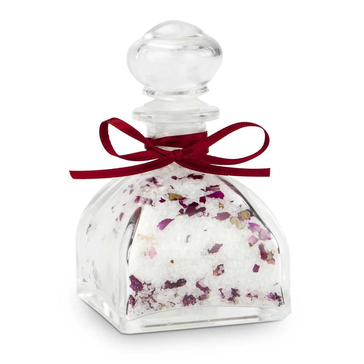 Sól do kąpieli z płatkami róż - urządź SPA we własnej łazience
