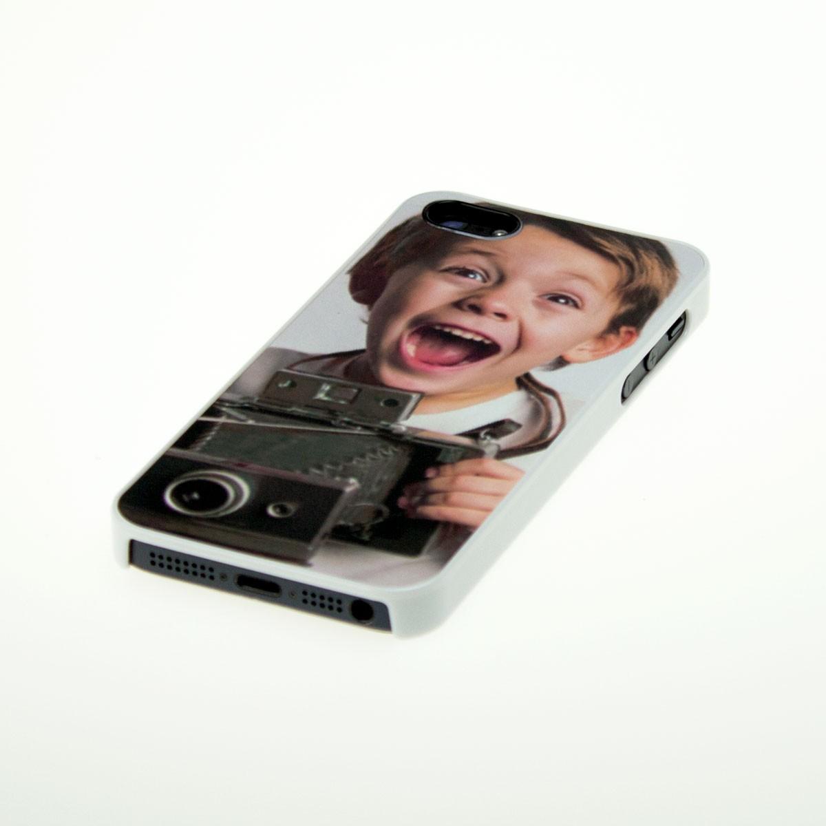 Spersonalizowana obudowa na iPhone'a 5 ze zdjęciem