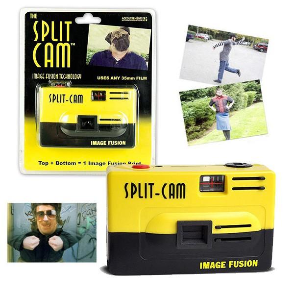 SplitCam – aparat fotograficzny łączący 2 zdjęcia w jedno