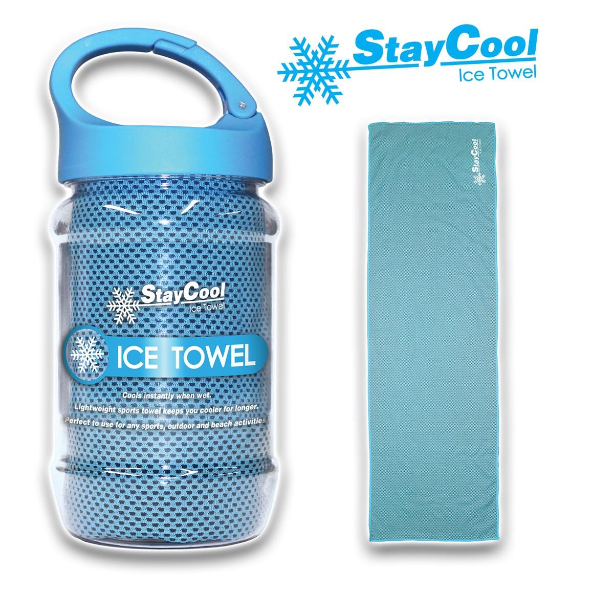 """""""Stay cool"""" - chłodzący ręcznik"""