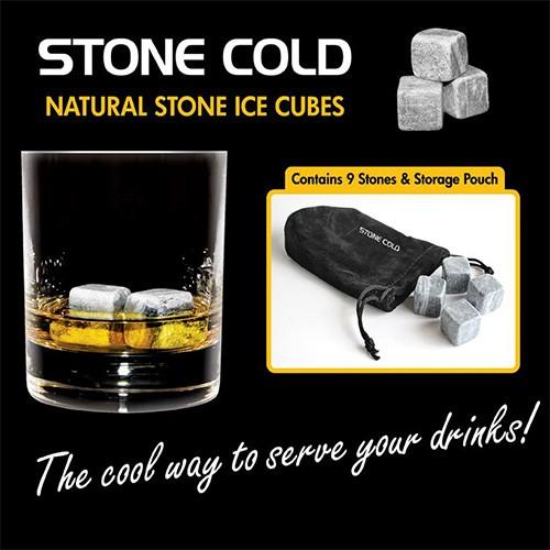 Stone Cold – kamienne kostki chłodzące