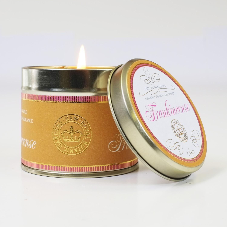 Świeca zapachowa z wosku sojowego
