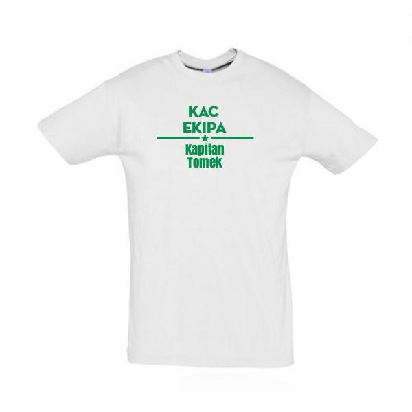 """T-shirt męski """"Kac Ekipa"""""""