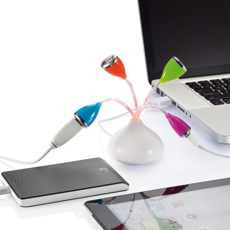 USB Flower- pomysłowe USB
